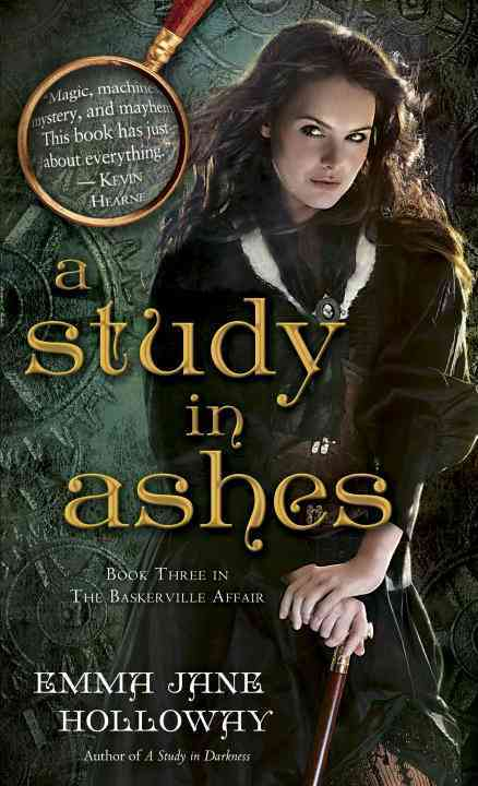 A Study in Ashes By Holloway, Emma Jane